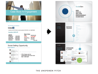CLIENT SUCCESS: SocialGen - Sales Presentation