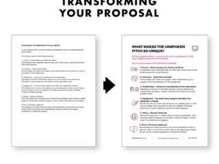 Transforming you Proposal