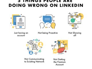5 Things people are doing wrong on Linkedin