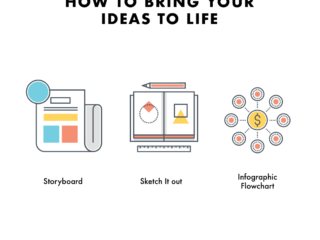 How to Bring Your Ideas to Life
