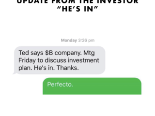"CLIENT SUCCESS: Update from the Investor ""He's In"""