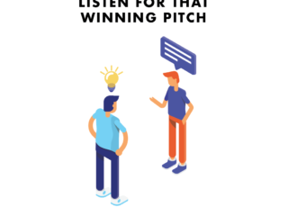 Finding your Winning Pitch