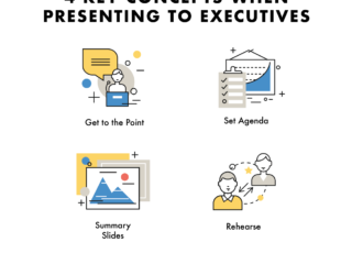 4 Key Concepts when Presenting to Executives