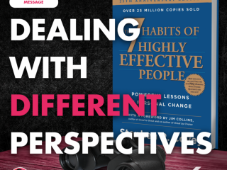 Dealing with Different Perspectives