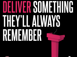Deliver Something They'll Always Remember