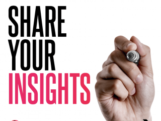 Share your Insights